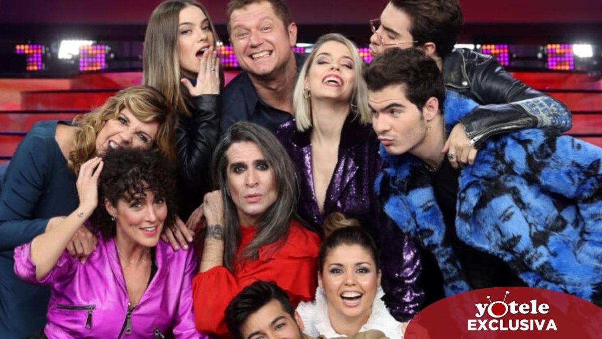 'Tu cara me suena' tendrá una gala temática con canciones míticas de Antena 3 por su 30 aniversario