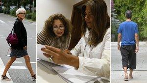 Reportaje sobre la comunidad venezolana y sus oportunidades laborales en Barcelona.