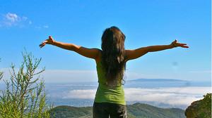 Viajar solo, una opción al alza entre los turistas españoles.