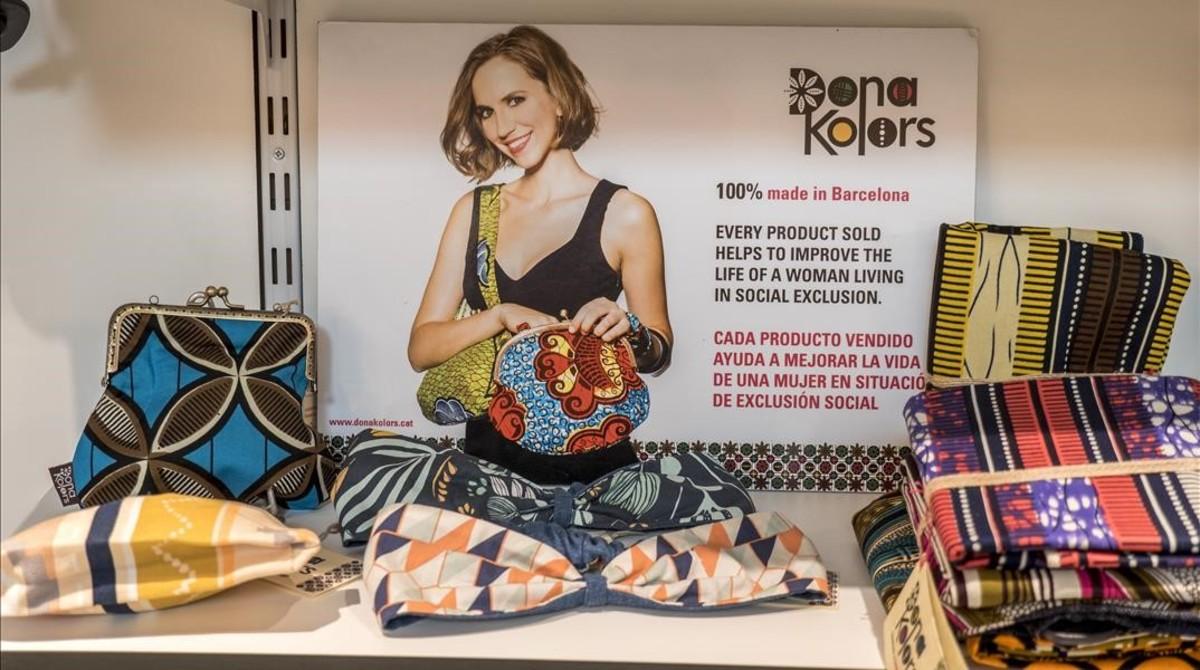 Los bolsos y complementos de Dona Kolors.