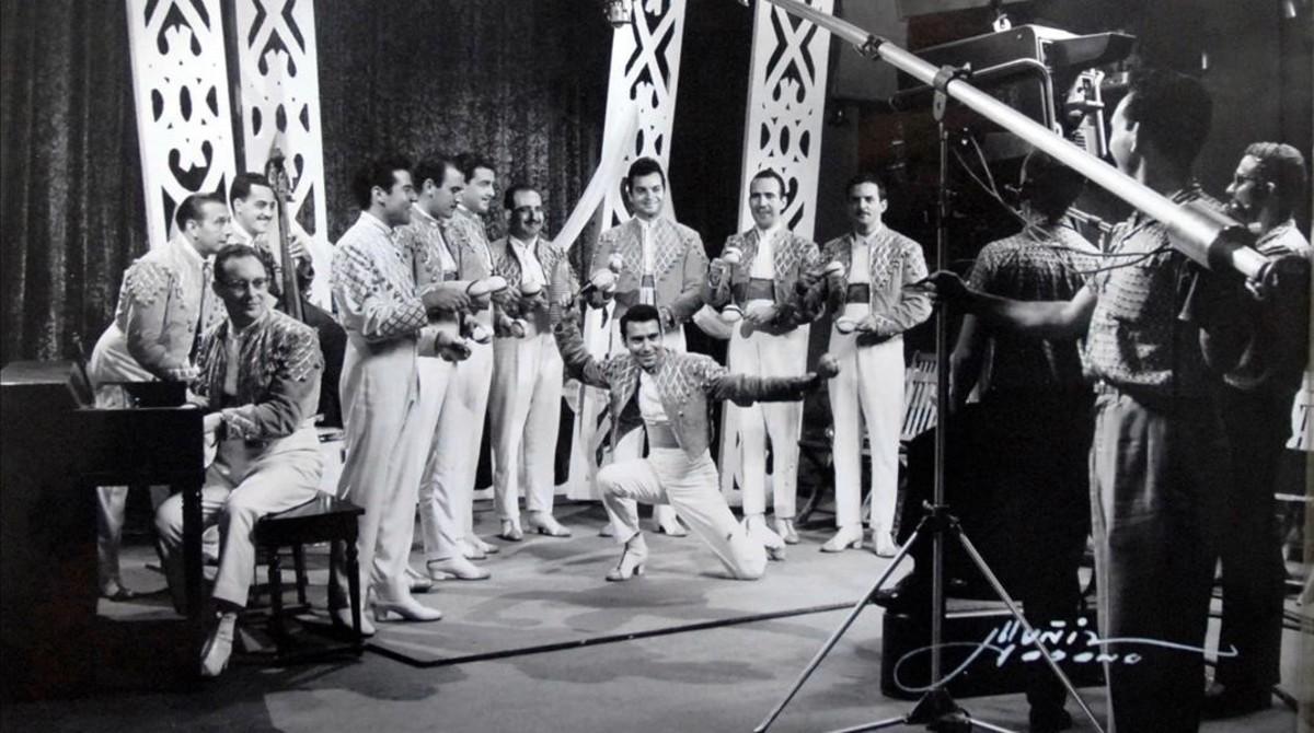 Una imagen del documental Lhome orquestra.