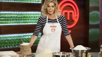 Bibiana Fernández: paga y cocina