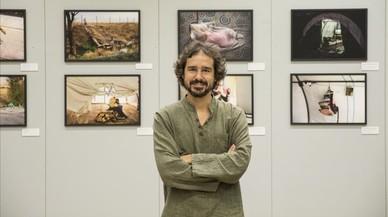 """David del Campo: """"No busco imágenes duras, sino reflejar la vida cotidiana"""""""