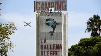 Cuando la autovía de Castelldefels era un paraíso del ocio