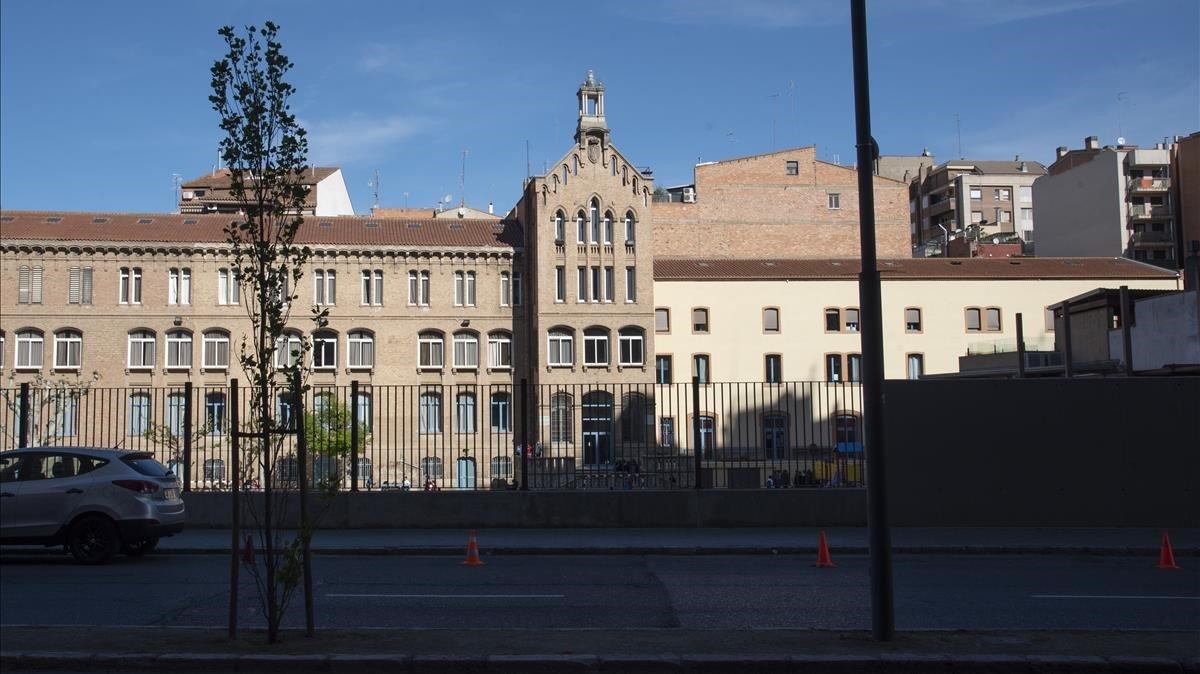 Colegio Maristas de Lleida.