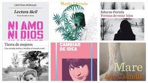 Literatura impregnada de feminismo: 10 libros recomendados para Sant Jordi 2019