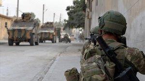 Calma tensa després de l'alto el foc al nord de Síria