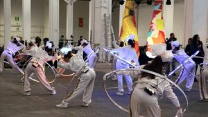Il·luminació capdavantera per a la cavalcada de Reis de Barcelona