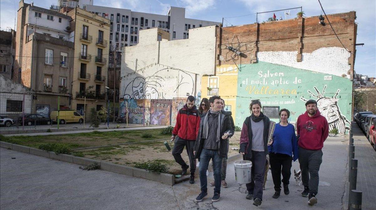 Vallcarca, renéixer després de l''urbanicidi'