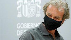 La Comunitat de Madrid i Sanitat s'enfronten per les dades de contagis