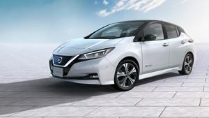 El Nissan Leaf ya ha llegado a su segunda generación.