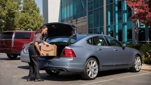 Volco Cars y Amazon Key