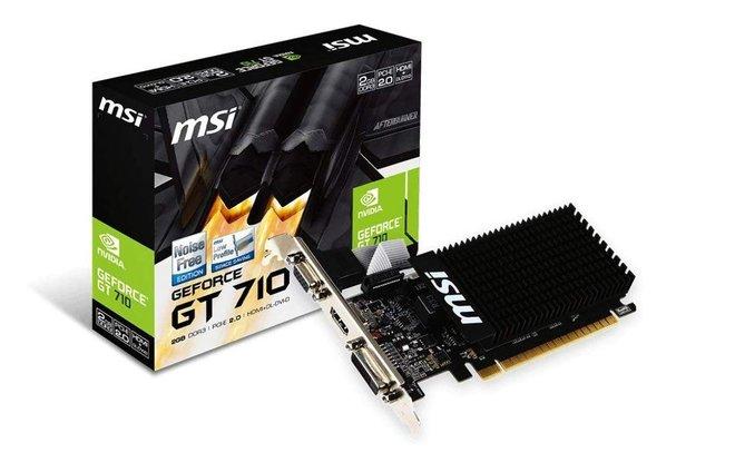 MSI V809-2000R NVIDIA GeForce GT 710 2GB