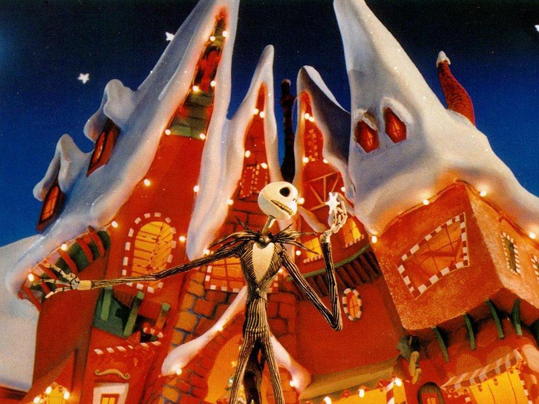 Jack Skelleton descubre un mundo nuevo en Pesadilla antes de Navidad.
