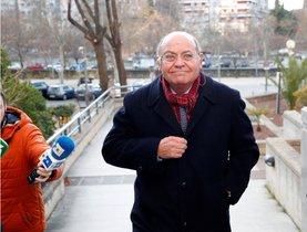 El expresidente del Grupo Marsans y de la patronal CEOE Gerardo Díaz Ferrán, en una foto de archivo.