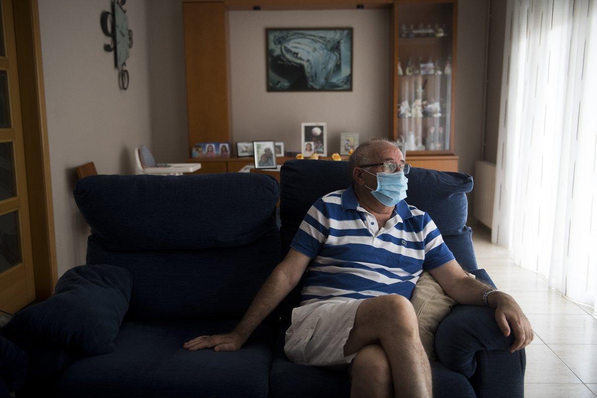«Em van ingressar i el meu següent record és despertar havent superat el coronavirus»
