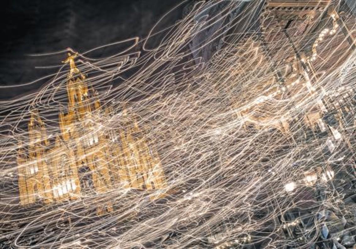 Milagro en el Tibidabo