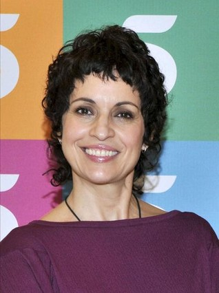 Adriana Ozores.