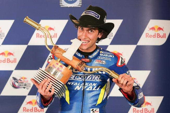 """Àlex Rins """"No em considero inferior a cap pilot de MotoGP"""""""