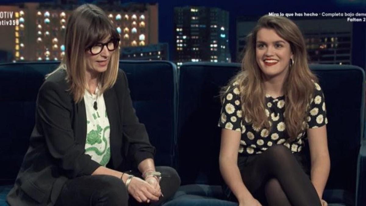 Noemí Galera y Amaia Romero, en 'LateMotiv' (#0).