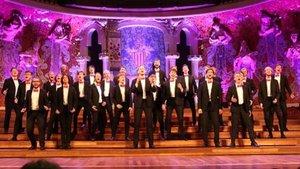 BarbAros, el coro ganador de la edición del 2019 del festivalLet the Peoples Sing .