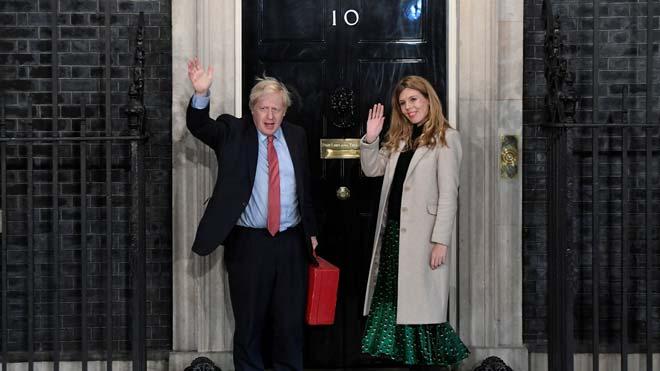Boris Jonhson consigue la mayoría absoluta para sacar adelante el 'brexit'.