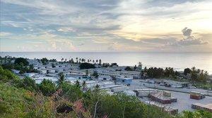 Campamento de refugiados en Nauru