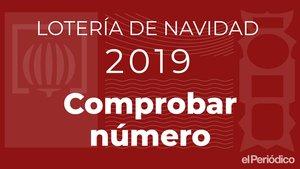 Comprobar Lotería de Navidad 2019: Busca tus números