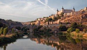 Doce rutas para explorar Toledo