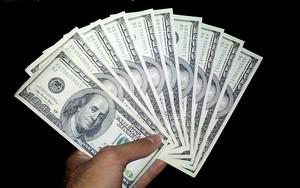 Billetes de cien dólares norteamericanos.