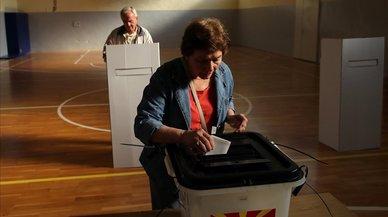El referéndum de Macedonia fracasa por la baja participación
