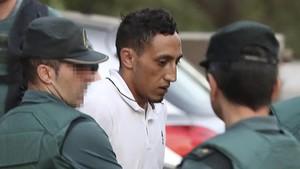 Dris Oukabir,uno de los cuatro detenidos en relacion con los atentados yihadistas.