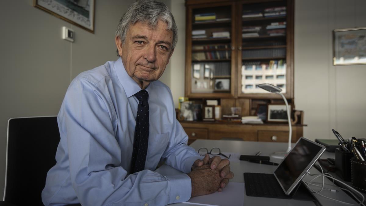 Joaquim Coello: «Avui l'economia està en tot»