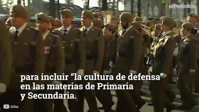 El ejército en las aulas: la última enganchada entre Rufián y Rajoy.