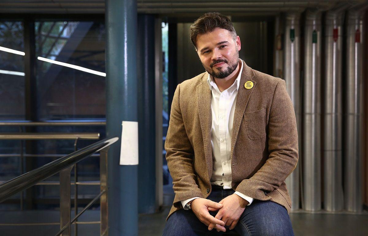 Entrevista con Gabriel Rufián