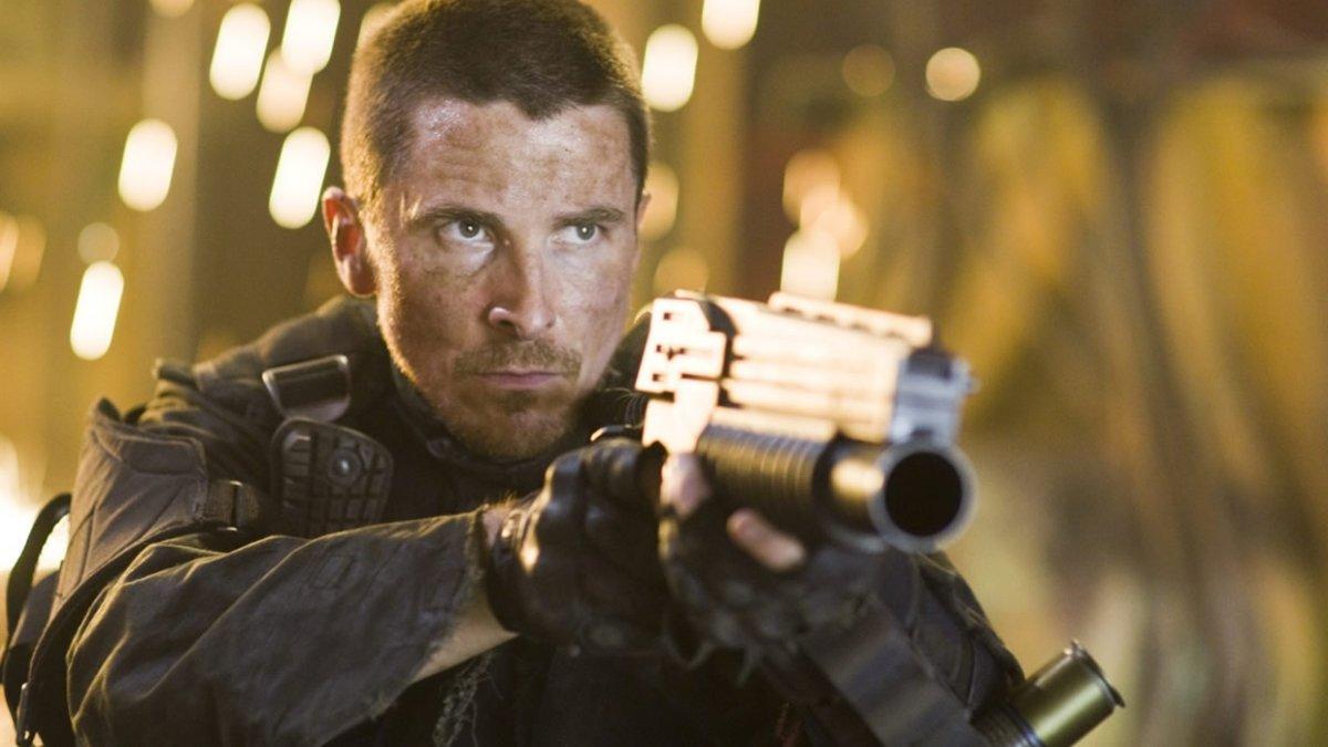 Escena de 'Terminator salvation'.