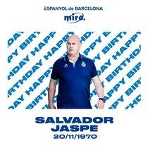L'Espanyol destitueix Jaspe, tècnic de l'equip femení