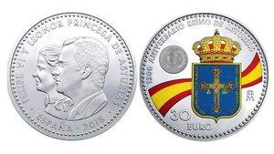 La princesa Elionor ja té la seva pròpia moneda