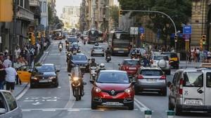 Cada dia es roben 34 cotxes a Catalunya, la meitat a Barcelona i el seu entorn