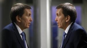 El exfiscal jefe anticorrupción, Manuel Moix
