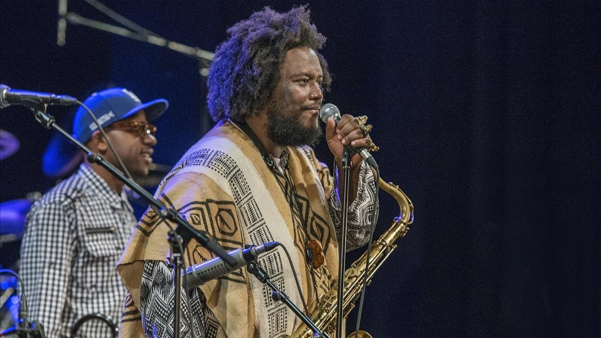 KAMASI WASHINGTON en la Sala Barts