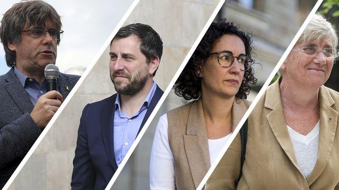 El jutge Llarena reactiva l'ordre de detenció contra Puigdemont