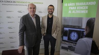 La Fundació Pasqual Maragall investigará cómo detectar el riesgo de alzhéimer a cinco años vista
