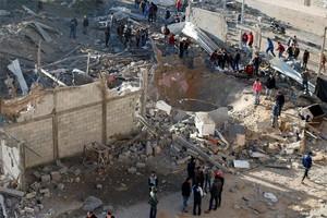 Els bombardejos de l'Exèrcit israelià provoquen dos morts més a Gaza