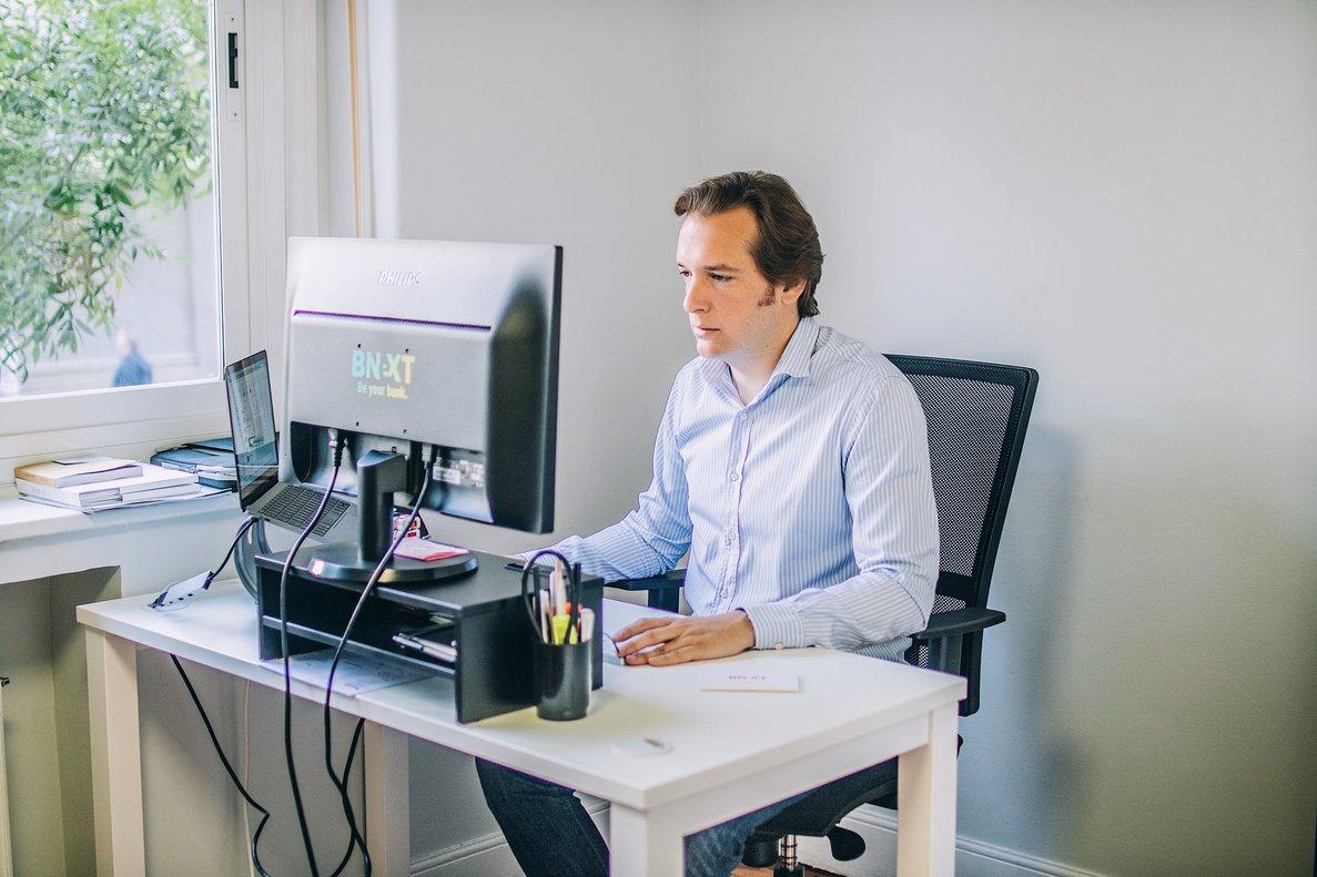 Guillermo Vicandi, CEO y cofundador de Bnext