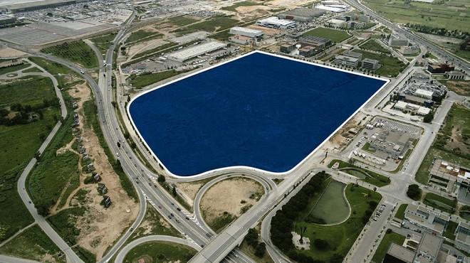 Amazon realiza el primer pago al Incasòl para abrir un gran centro logístico en El Prat