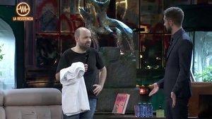Broncano se va de 'La resistencia' a mitad de programa y deja a Miguel Noguera como presentador