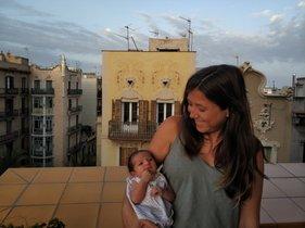 L'Hospital de Sant Pau estrena a Espanya la inducció a casa del part