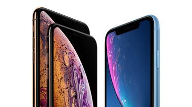 Comparativa dels nous iPhone: ¿Quin és millor triar entre l'XS, l'XS Max i l'XR?