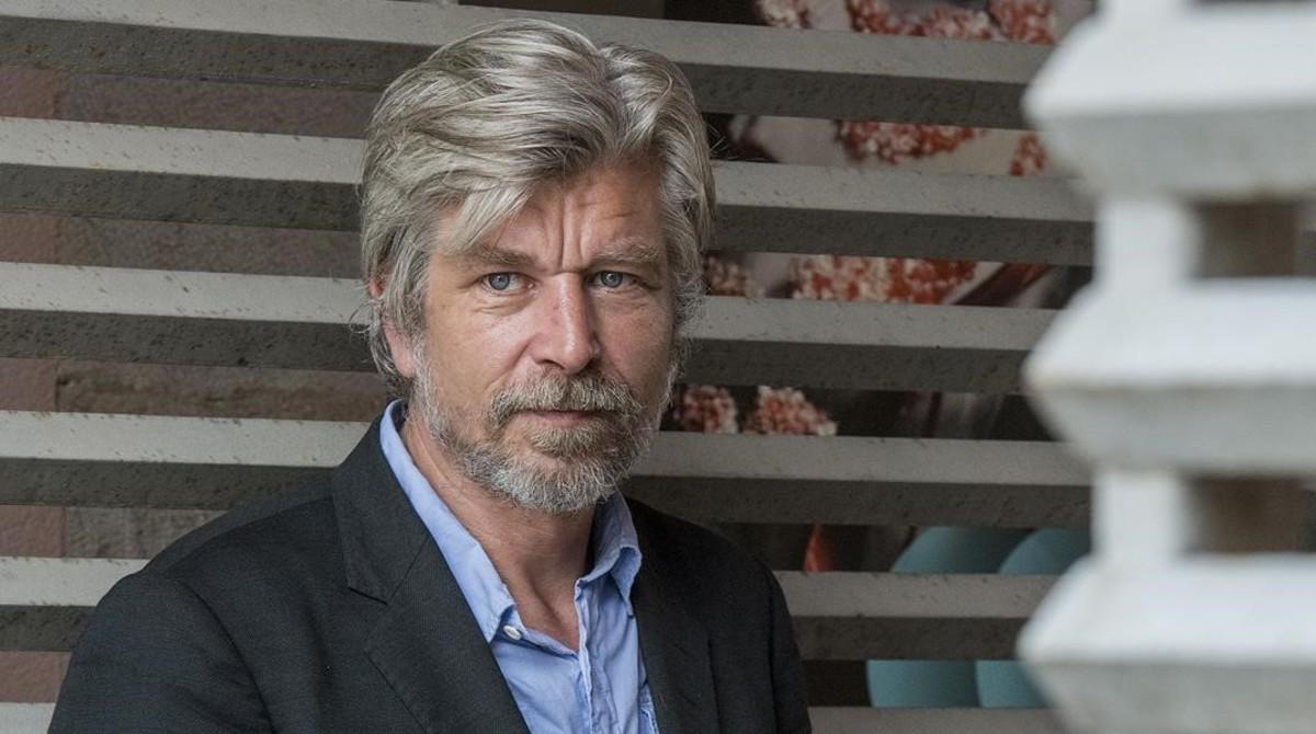 Karl Ove Knausgard, máximo representante de la novela autobiográfica.